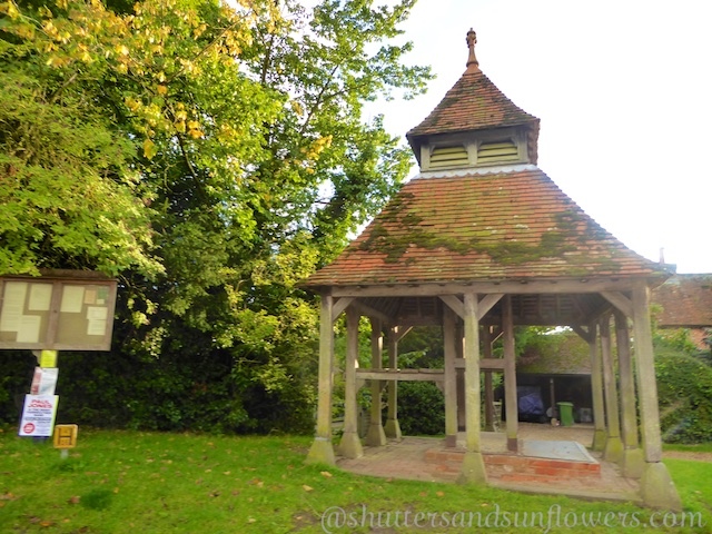 The Aldworth Village well