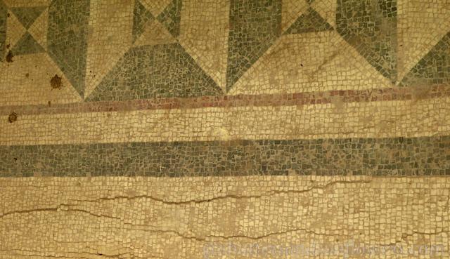 Mosaic Floors in the Terrace houses of Ephesus
