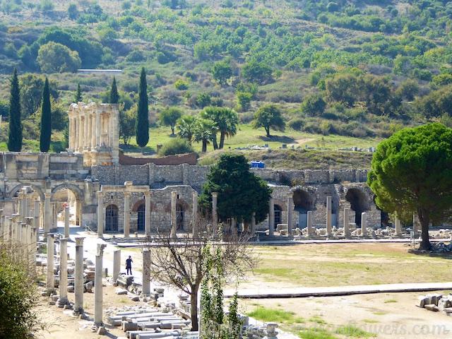 The Agora of Ephesus, Turkey