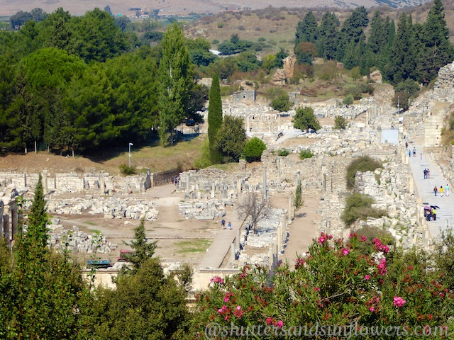 Tetragonas Agora, the Commercial Center of Ephesus