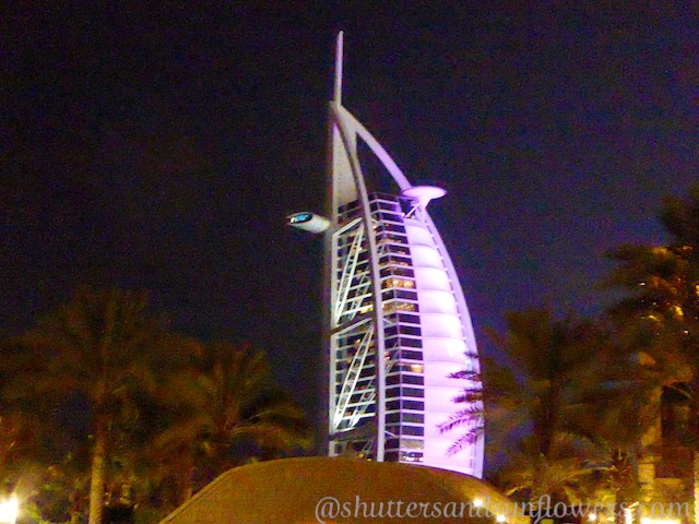 The Burj-al-Arab Hotel, Dubai,United Arab Emirates