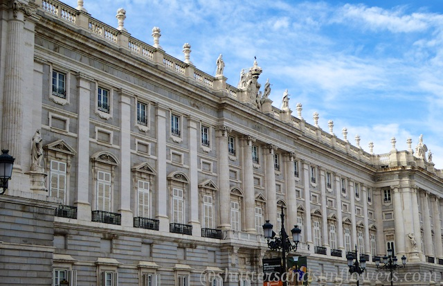 Palacio Real de Madrid, Spanish Royal Palace