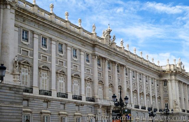 Palacio Real de Madrid, Spanish Royal Palace