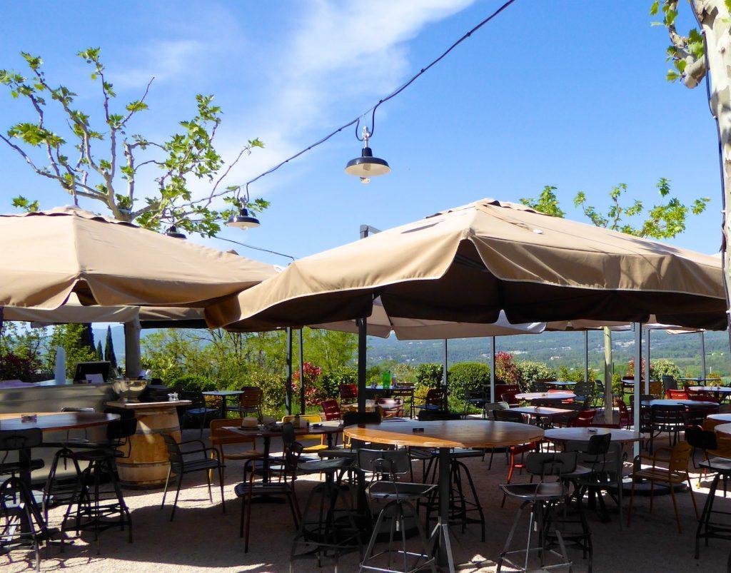 Bistro le 5 Menerbes, Luberon, Vaucluse, Provence, France