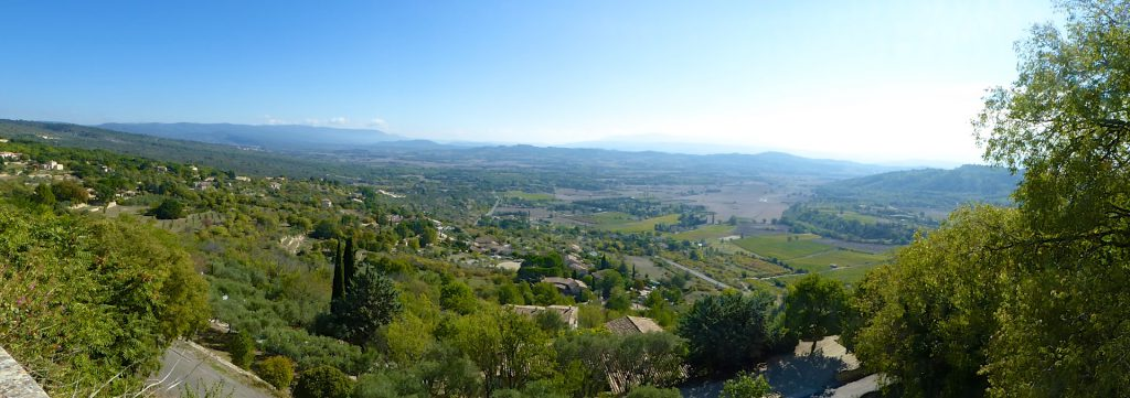 Luberon Valley, Vaucluse, Provence, France