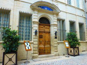 Maison d' Uzes, Uzes, Langudeoc Roussillon, France