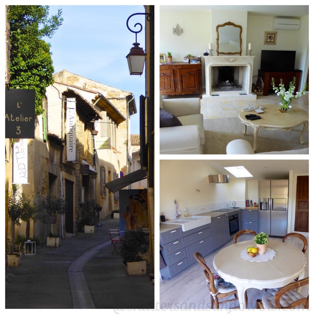Lourmarin village vacation rental, Luberon, Vaucluse, Provence, France