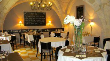 Bec au Vin Restaurant, Uzes, Languedoc Roussillon, France