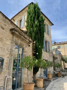Hotel Entraigues, boutique hotel in Uzes