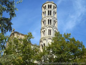 The Fenestrelle Tower Uzes, Languedoc Roussillon, France