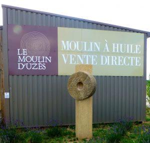 Le Moulin D'Uzes, Uzes, Languedoc Roussillon, France