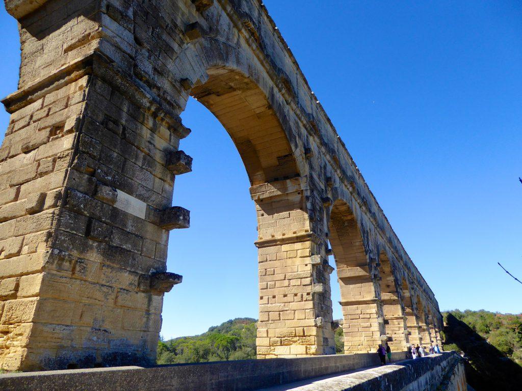 Pont du Gard, near Uzes, Languedoc Roussillon