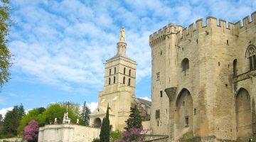 Avignon, Provence, France, Video Tour
