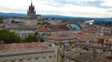 Avignon Vaucluse, Provence, France