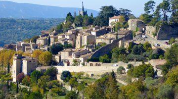 Bonnieux Luberon, Vaucluse, Provence, France