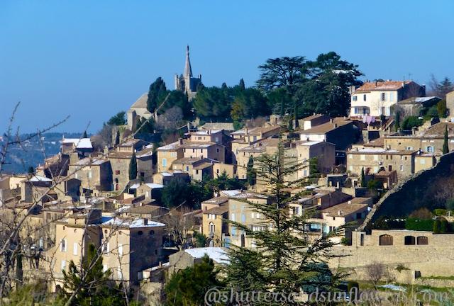 Bonnieux, Luberon, Vaucluse, Provence