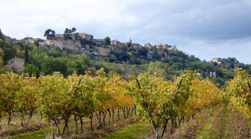 Ménerbes, Luberon, Provence