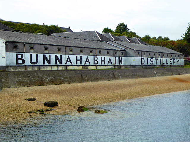 Bunnahabhain Distillery, Islay, Scotland