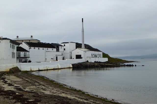 Bowmore Distillery Islay, Scotland