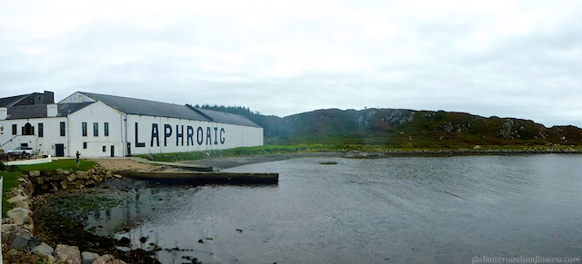 Laphroaig Distillery, Islay, Scotland