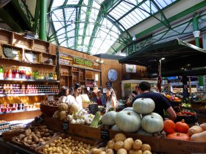 Ted's Veg' at Borough Market, London