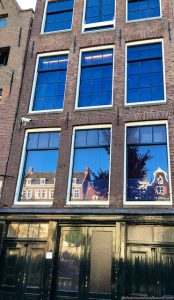 The Anne Frank Huis, Amsterdam, The Netherlands