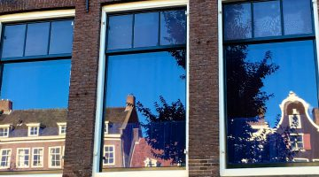 The Anne Frank Huis Amsterdam