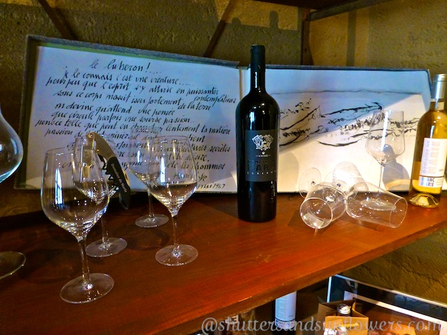 PDF travel guide Wine tour of the Luberon