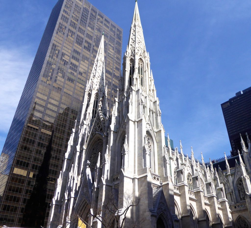 Church on 5th Avenue, Manhattan, New York, New York