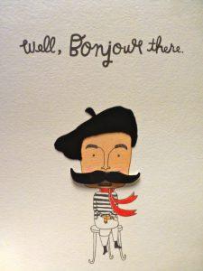 Frantastique, online learning to speak French