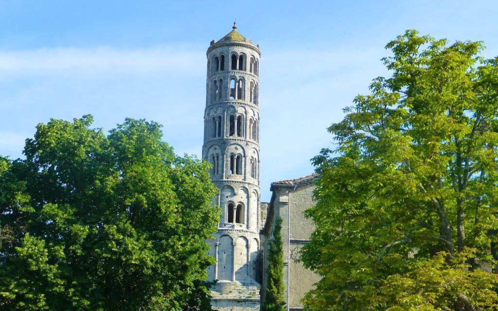 Fenestrelle Tower, Uzès ,Languedoc Rousillon, France