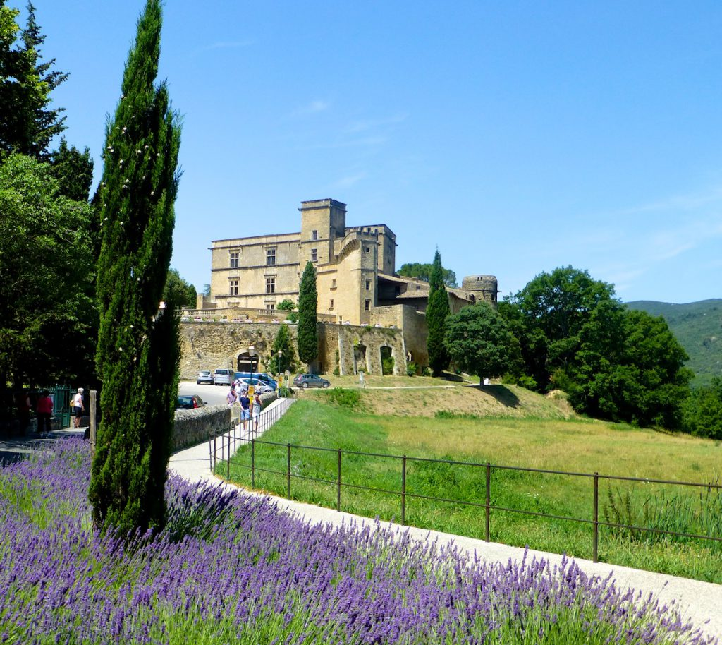 Plan a stay in Lourmarin visit the Lourmarin Chateau in Lourmarin