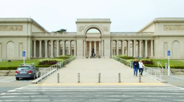 San Francisco's Legion of Honor, California, USA