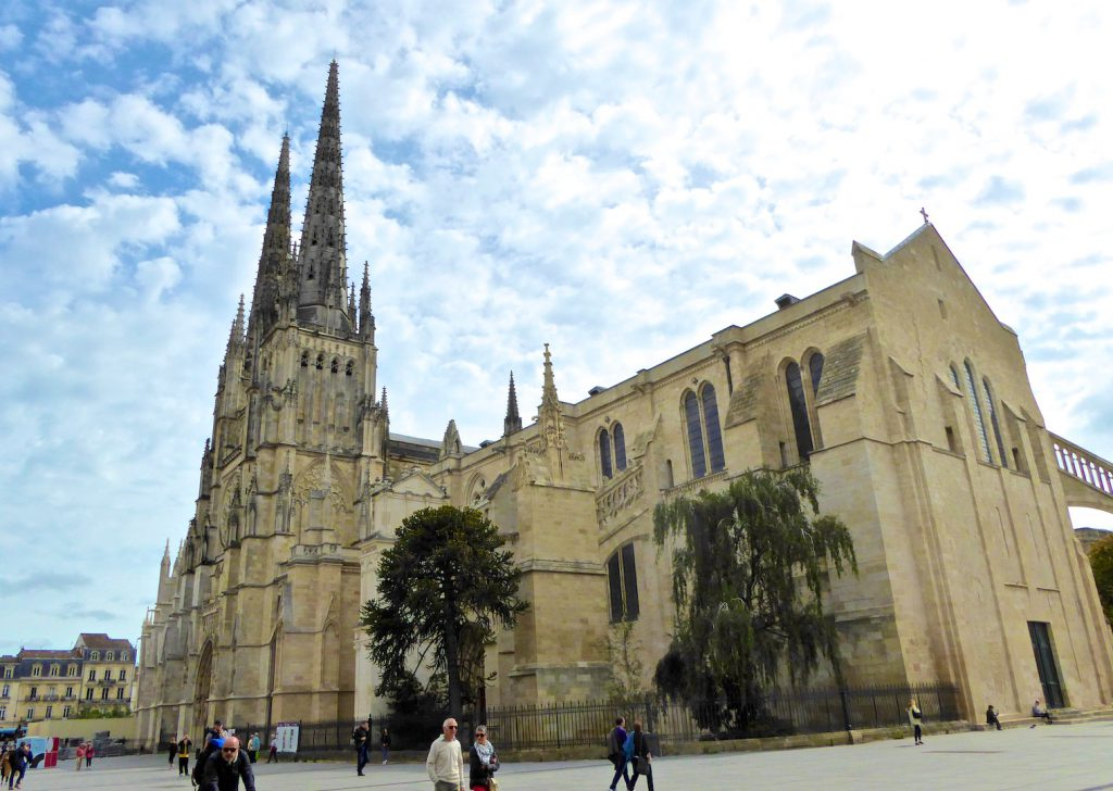 Cathédrale Saint-André, Bordeaux, France