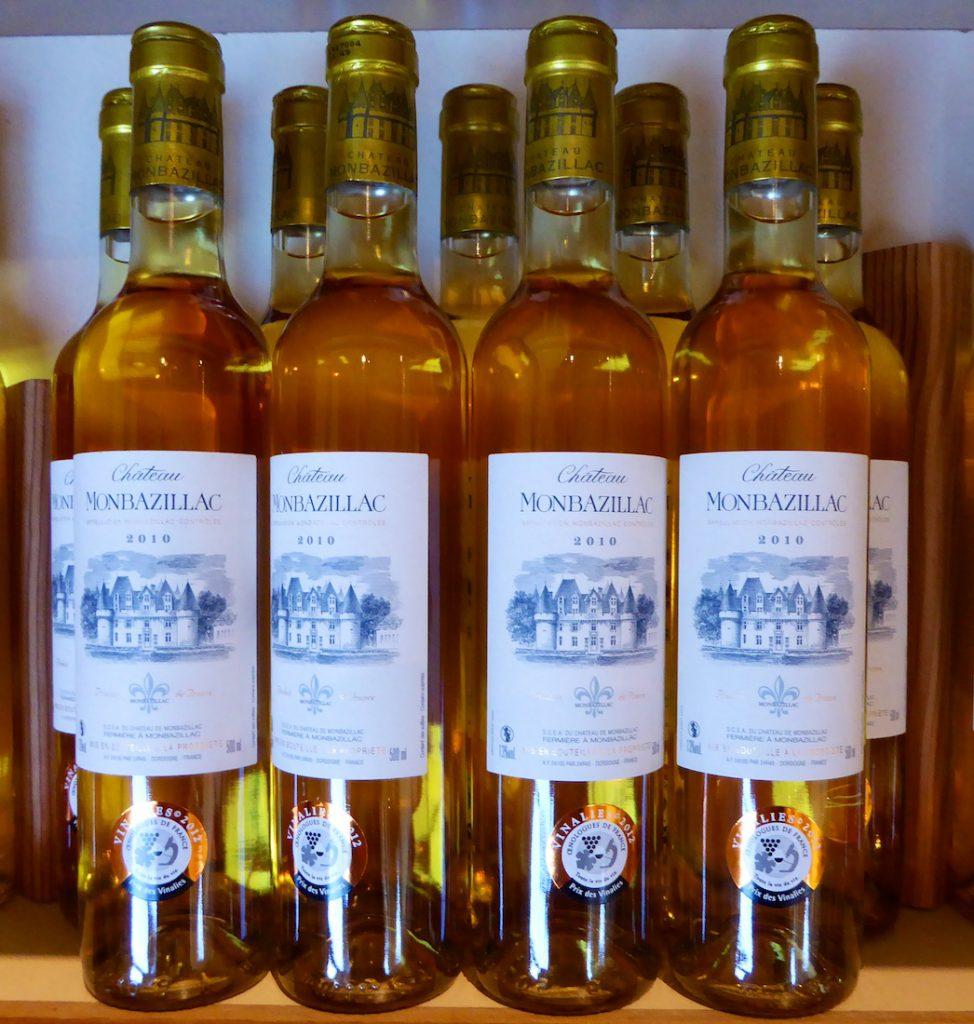 Monbazillac wine, Perigord, France