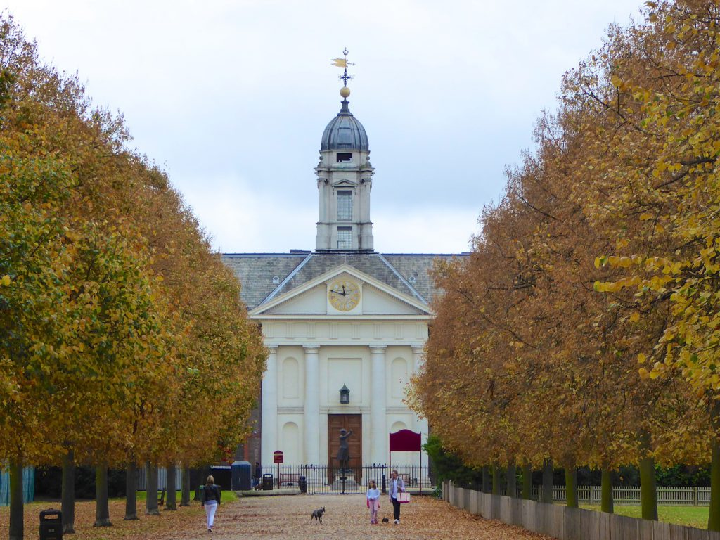 Royal Hospital Chelsea, London, home to Chelsea Pensioners