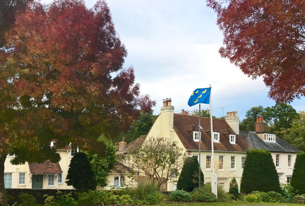 English properties in Midhurst, Sussex, England