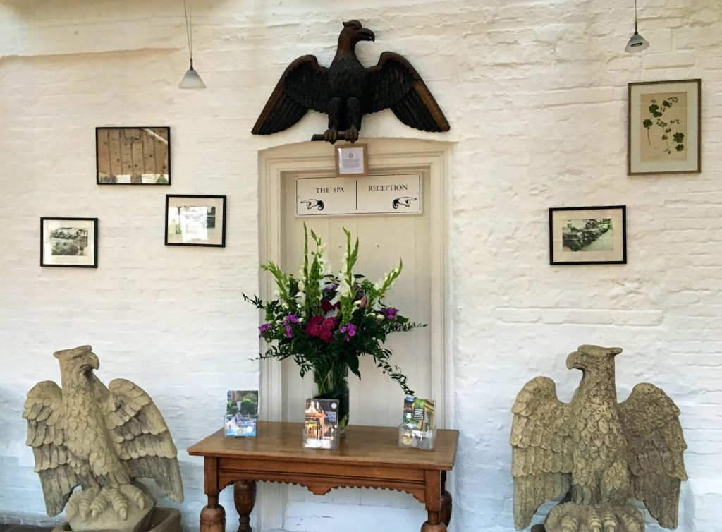 The Reichstag Eagle at The Spread Eagle Midhurst