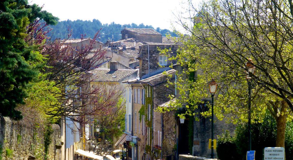 Lourmarin, Luberon, Provence, France