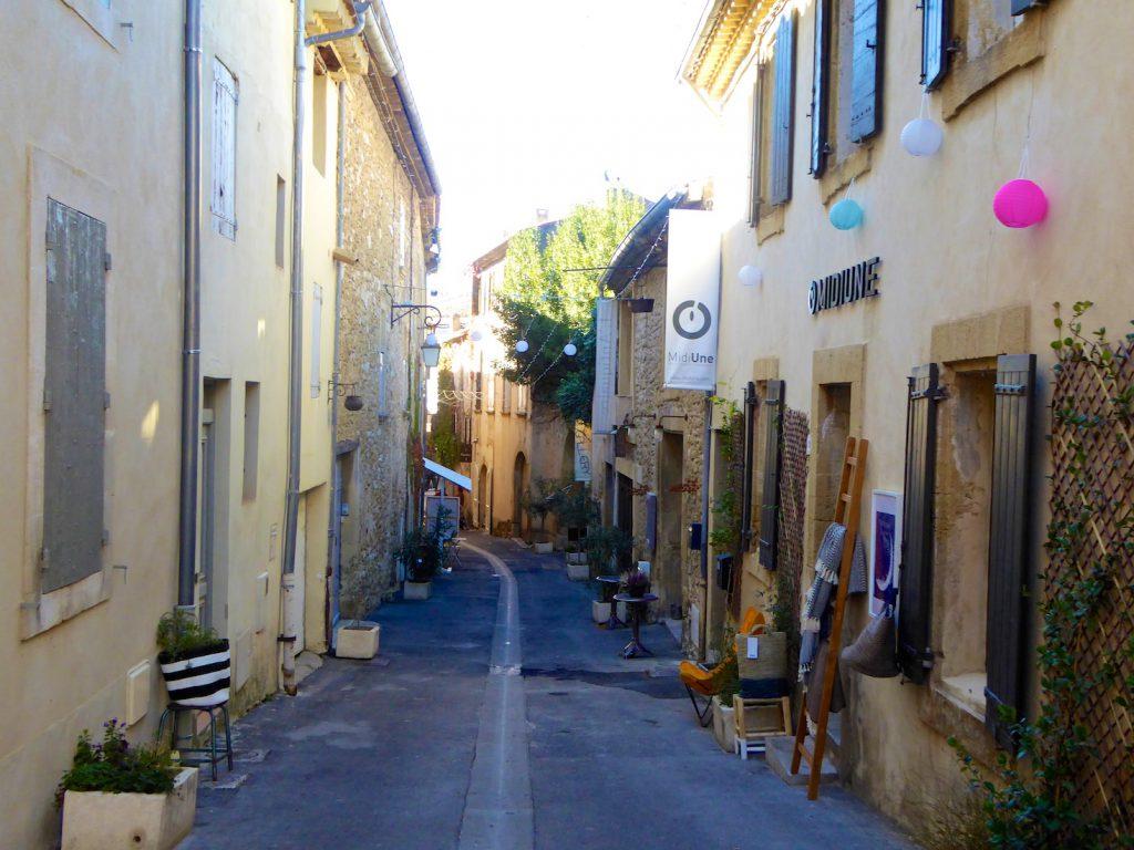 rue de grand pre, Lourmarin