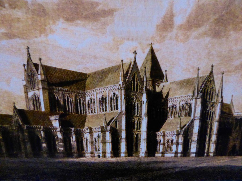 Salisbury Cathedral 1220 , Salsibury, Wiltshire, England