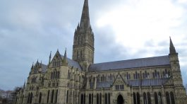 Salisbury Cathedral, home to The Magna Carter