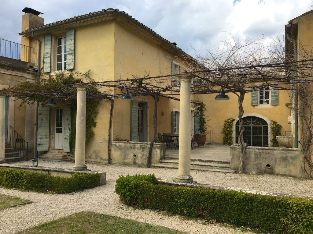 Château Constantin, Lourmarin, Luberon, Vaucluse, Provence, France