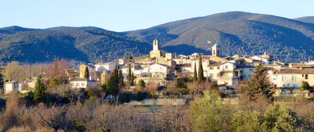 Spring in Lourmarin, Luberon, Vaucluse, Provence