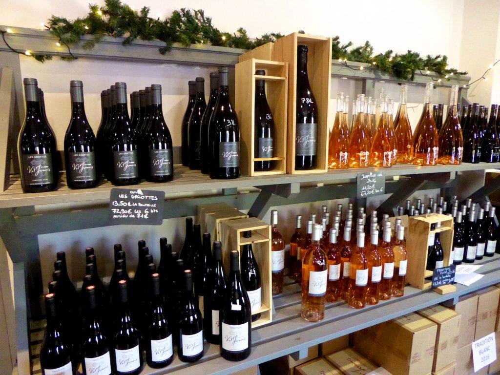 Val Joamis wines near Pertuis, Luberon, Provence