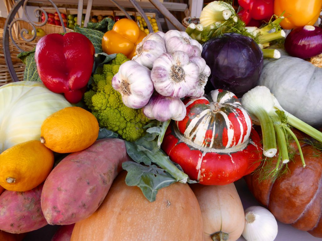 Winter Vegetables in Provence