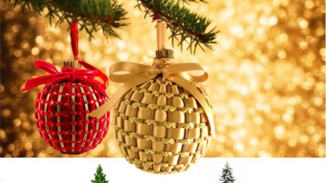 La Maison FRANC, Lourmarin, Christmas Lavender Boules