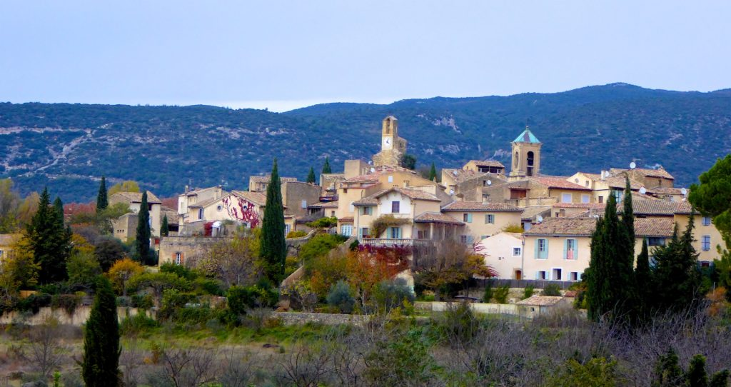 Lourmarin, Luberon, Vaucluse, Provence, France