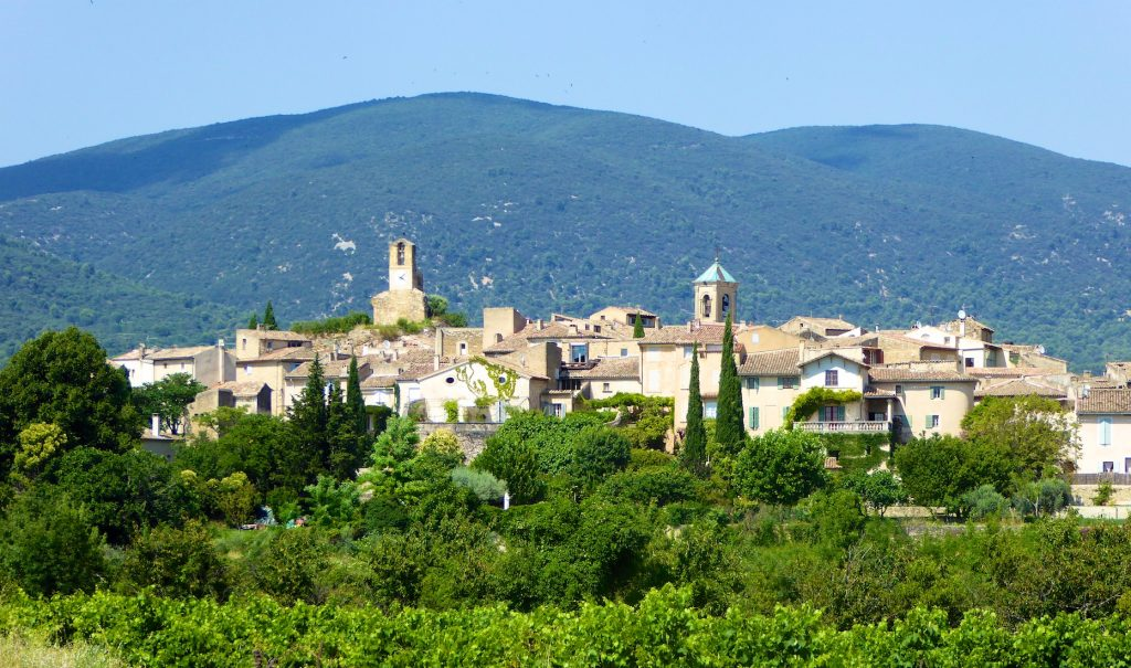 Lourmarin a magical Provencal village in the Luberon