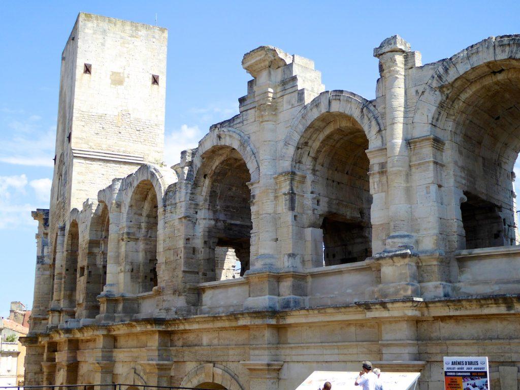 The Arles Roman Arena